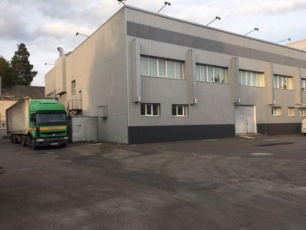 Антикризисная аренда склада от 700 м.кв. на 600 палетомест в Дарницком