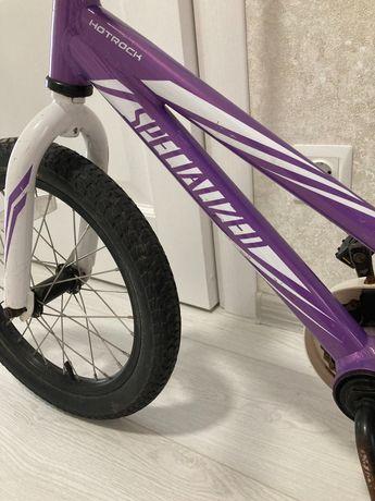 Детский велосипед Specialized HOTROCK 16 дюймов, для ребенка 4 6 лет