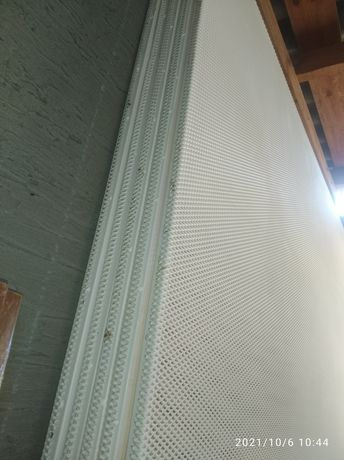 Лист перфорированный метал. 1.4х2.5м.
