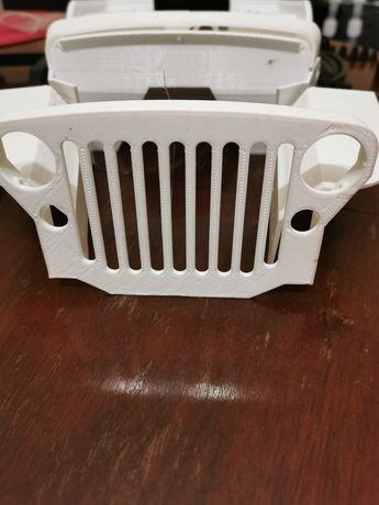3d | Projeto Jeep Willys