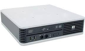 HP Compaq dc7900 Ultra-slim Системный блок