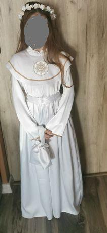 Albo sukienka plus dodatki