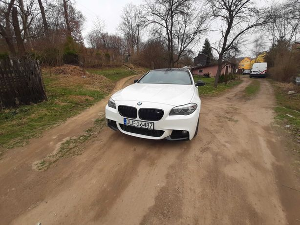 BMW f10 ori Mpakiet Duza Navi org szyby