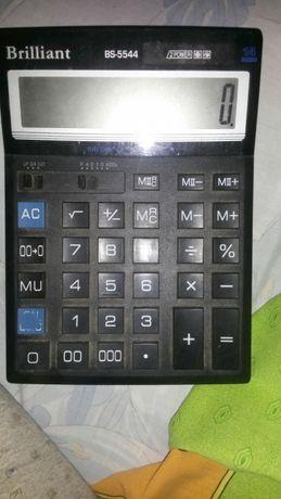 Калькулятор Brilliant bs-5544 великий для торгівлі