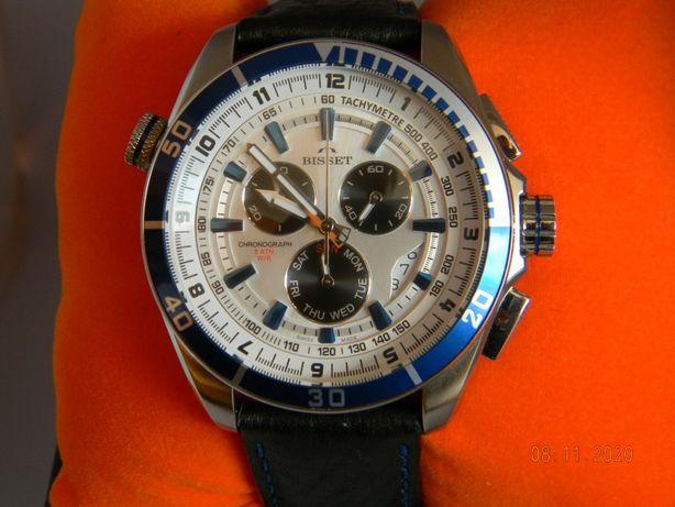 Nowy Bisset chronograf