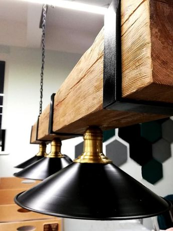 Lampa bilardowa BOGDAŃSKI / LOFT 1 - 170