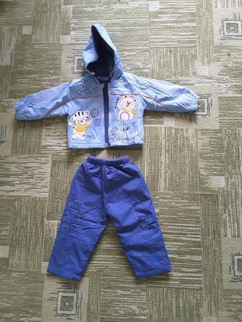 Демисезонный костюм (осень-весна) 1-2 года