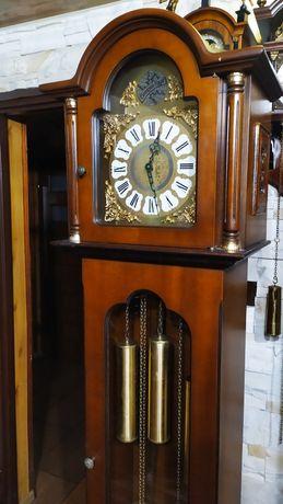 Zegar stojący trzywagowy kwadransowy