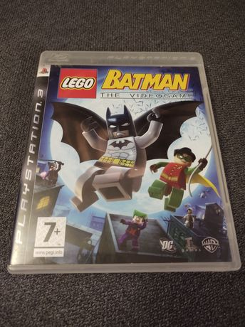 Gra LEGO Batman ps3 Playstation 3