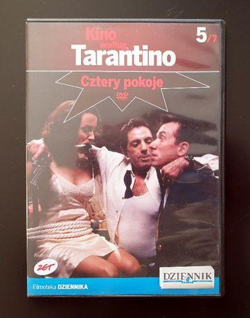 Kino według Tarantino: Cztery pokoje DVD