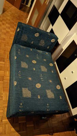 Sofa/ tapczan jednoosobowy rozkładany