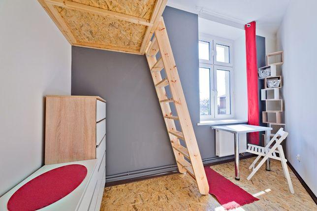 Pokój w mieszkaniu studenckim! ŁAZARZ Darmowe WiFi