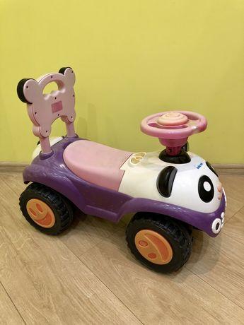 Машинка-толокар Bambi