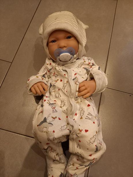 Orginalna lalka berneguer chłopiec plus dodatki