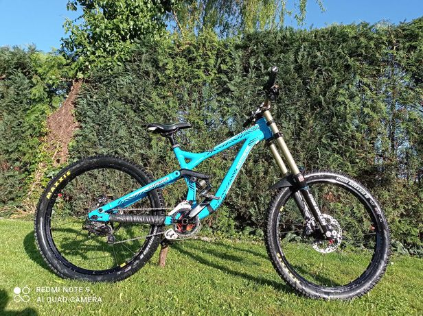 Rower DH commencal Suprem V3 (enduro dartmoor dirt DH specialized)
