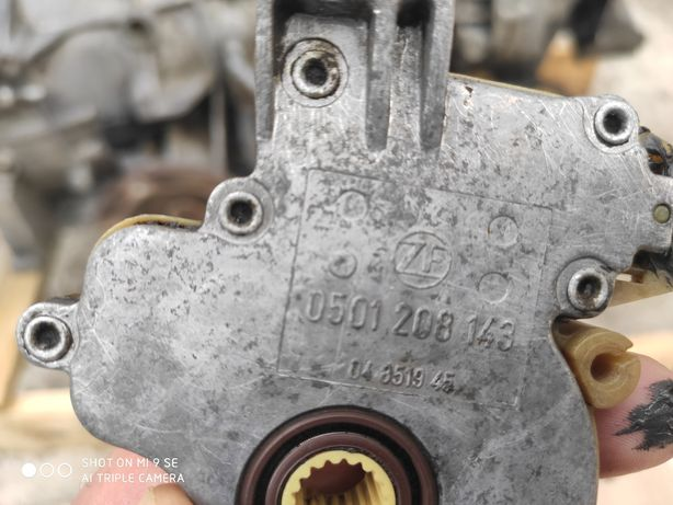 Селектор АКПП Ауди 100 С4,А6 С4 4HP-18