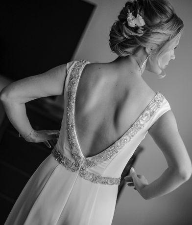 Suknia ślubna Amy Love, model Dolce, rozmiar 34 (XS), kolor ivory