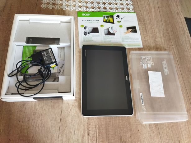 Tablet Acer Iconia TAB A0701 z modemem HSPA