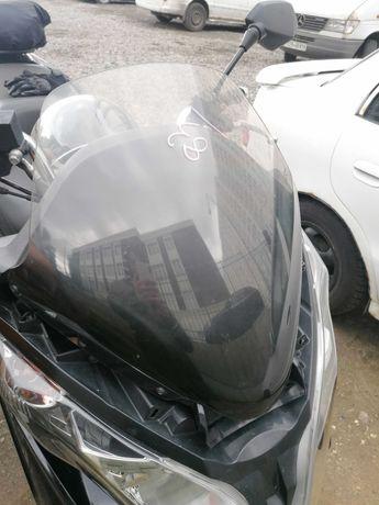 Ветровое стекло для  Suzuki Burgman Skywave K7 , Короткое