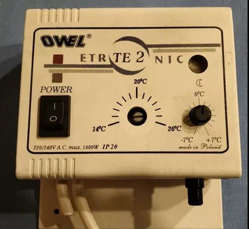 Regulator temperatury OWEL ETR TE2 NIC