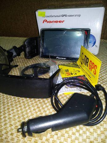 Продам GPS навигатор Pioneer Igo Truck
