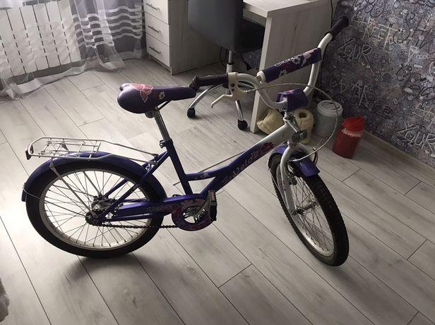 Дитячий велосипед, для дівчинки