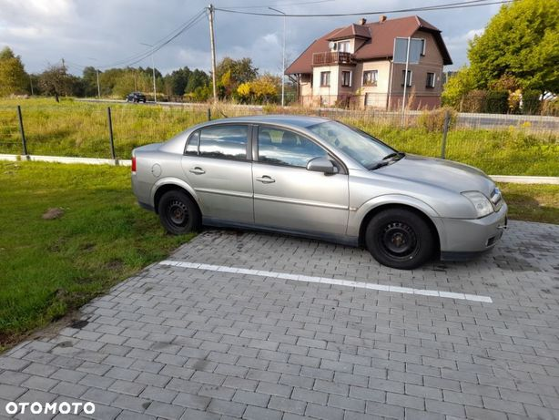 Opel Vectra 2.0 dti klima wspomaganie