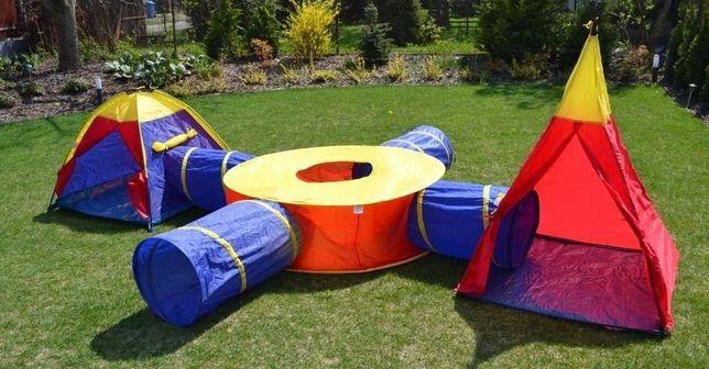 Большая детская палатка 7в1 игровой комплекс дитяча палатка