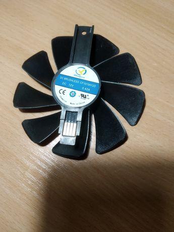 Кулер вентилятор sapphire nitro pulse RX 470 480 570 580 95 мм