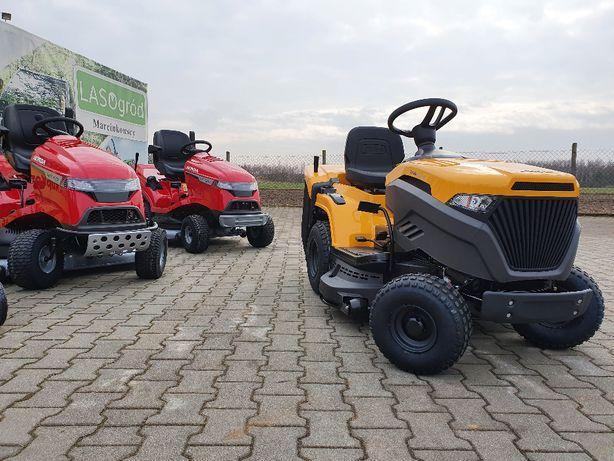 """Marcinkowscy"" Traktor kosiarka Stiga Honda 3398 Premiera 2021"