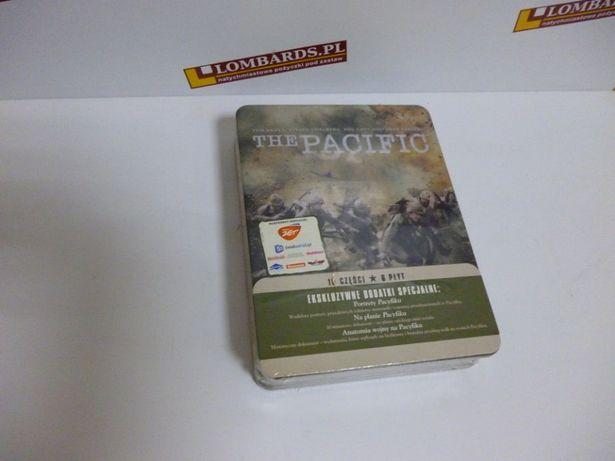"""The Pacific"" DVD box (6 płyt)"