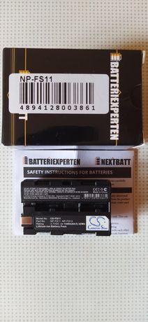 Аккумулятор CameronSino для Sony NP-F10, NP-FS10 1440mAh