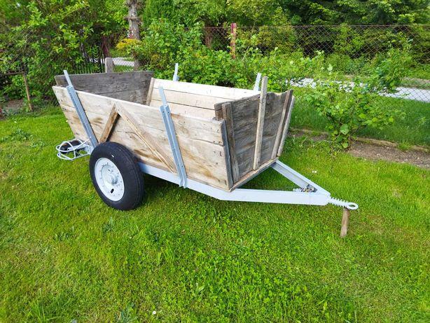 Ogrodnicze przyczepka do traktorka ogrodniczego TV521 TV-521 inne