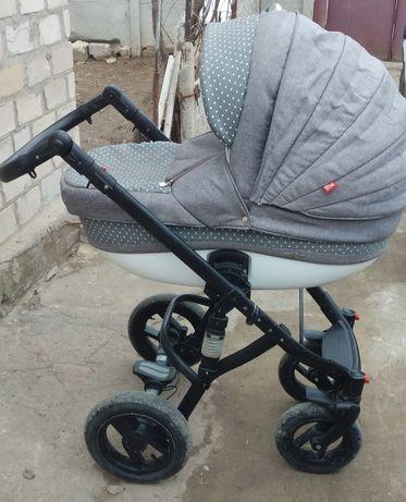 коляска люлька для новорождённых