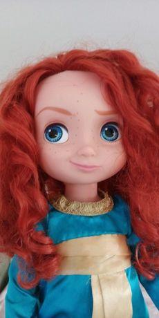 Merida Waleczna lalka duża Disney Animators