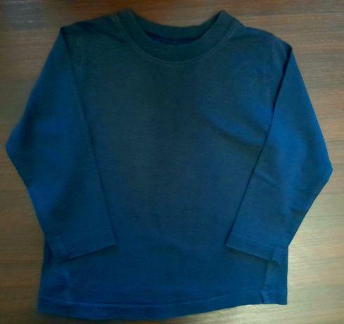 Bluzka długi rękaw 80-86