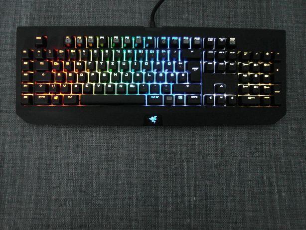 Gamingowa klawiatura mechaniczna Razer Blackwidow Chroma Łódź