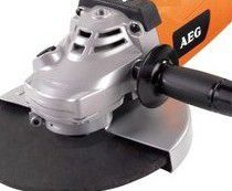 Rebarbadora / Rebarbadeira AEG 22-230E p/ discos grandes 230mm