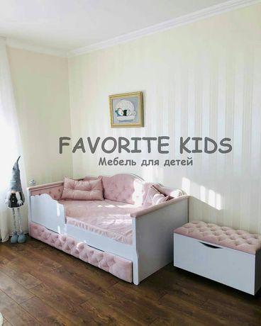 """Детская кровать-диван """"Золушка"""""""