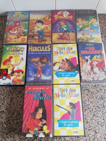 VHS originais