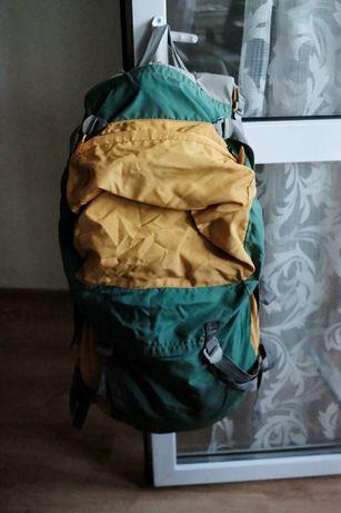 Туристический ретро рюкзак (80*35*25см)