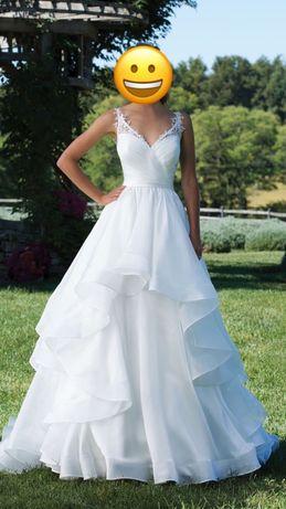 Suknia ślubna Justin Alexander r.38