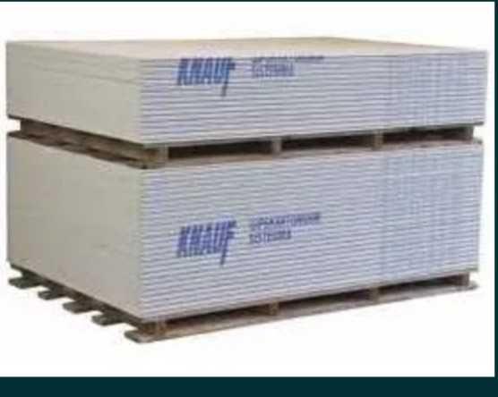 Płyta gipsowa Knauf 12.5mm