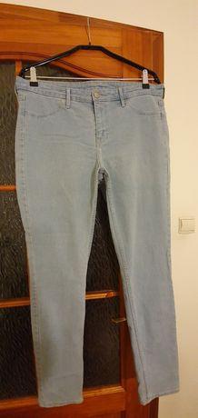 Jeansy H&M rozmiar 32 Skinny Regular Waist