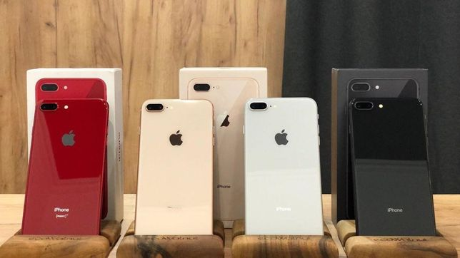 Новый Apple Iphone 8+ Plus 64/256 gb Space gray/gold/silver Xr/Xs/Max
