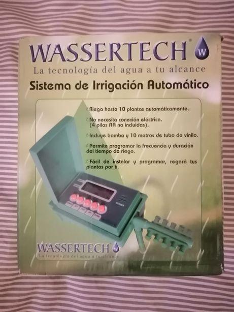 Sistema de Rega Wassertech (Peças)
