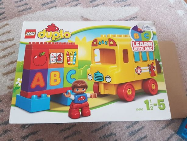 Lego duplo 10603 autobus