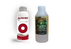 ALFA HIT OPRYSK na komary kleszcze muchy 250ml l + utrwalacz