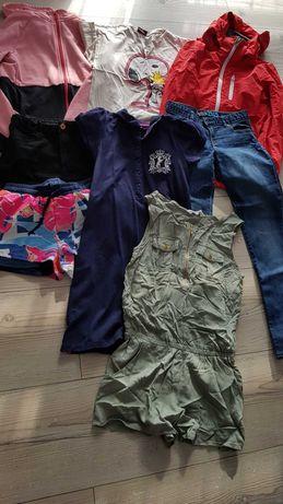 Paka ubrań roz 146/158 dla dziewczynki