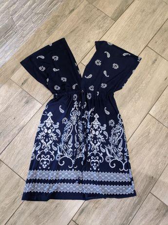 Letnia sukienka M/L